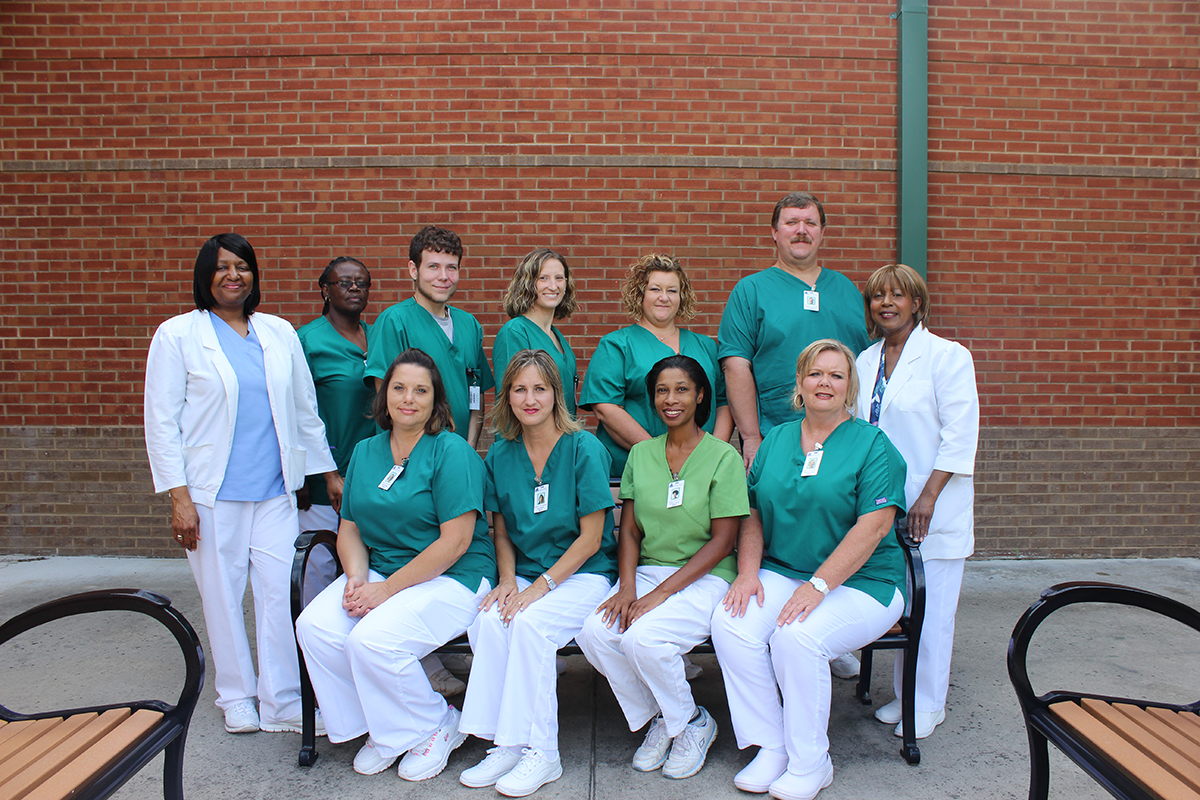 Dialysis Technology program off to a great start at SCC - SCC